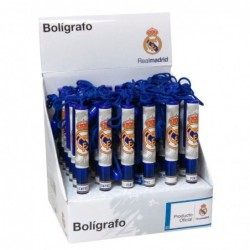 Boligrafo cuerda Real Madrid